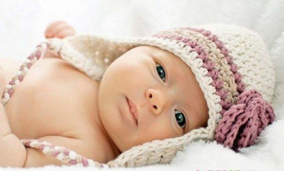 Gorros con orejeras para ninos y bebes