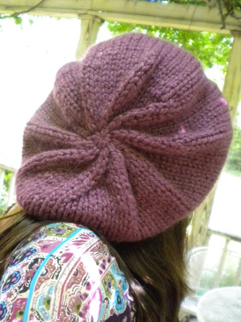 Patrones de boinas a crochet instrucciones tejido