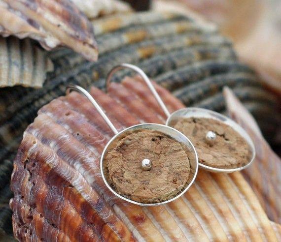 Ideas para reciclar corchos bijou