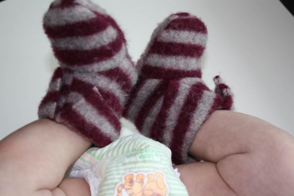 hacer pantuflas recicladas 5