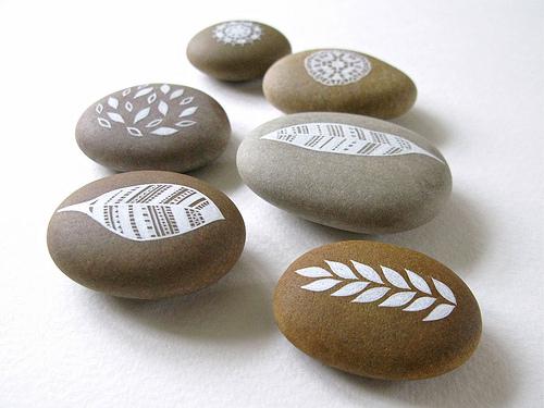 creatividad con piedras 8