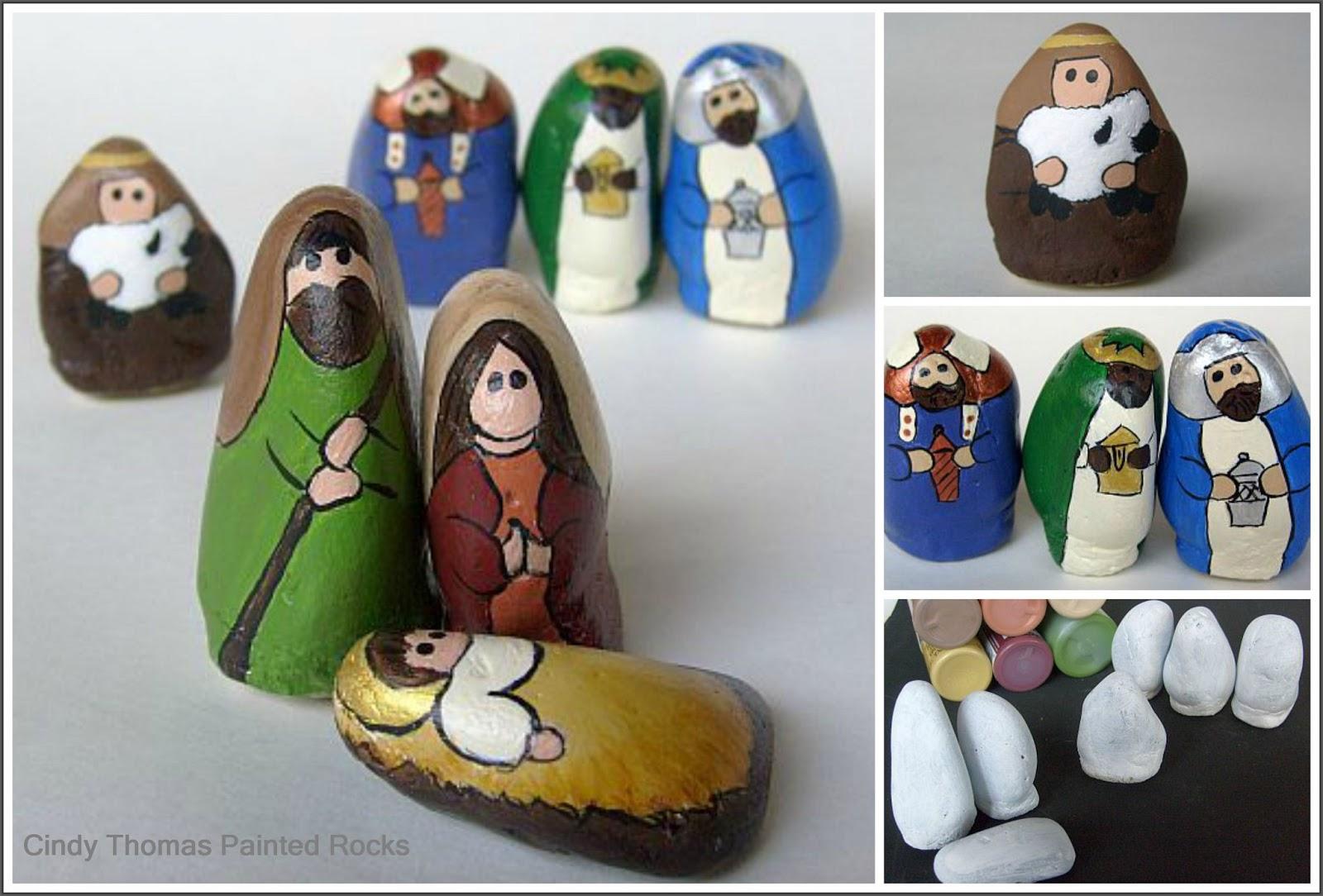 creatividad con piedras 39