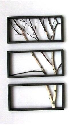Cuadros decorativos de ramas