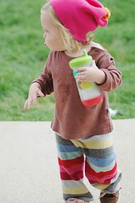 Ropa de niño con reciclaje