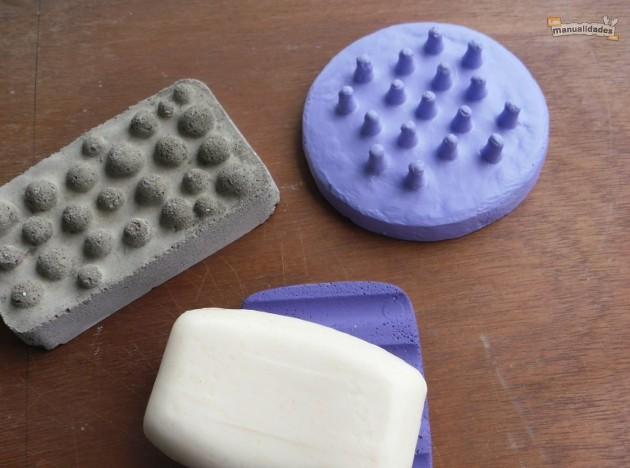 Jaboneras de cemento