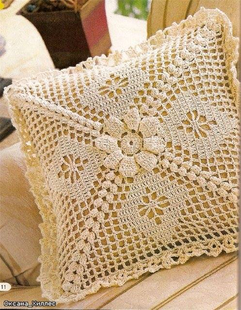 Ideas para decorar con crochet | diarioartesanal