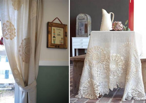 Ideas de adornos con crochet
