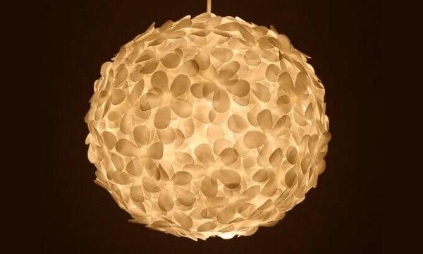 Lámparas De Papel Diy Modelos Y Plantillas Para Crearlas Diario Artesanal