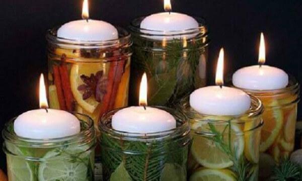 Aromaterapia artesanal recetas