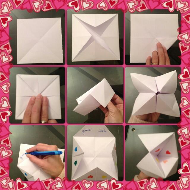 Cómo hacer lámparas de papel con sapitos
