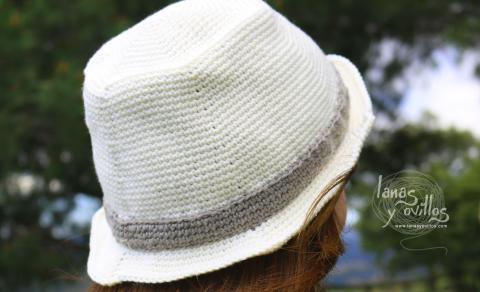 Patrones de crochet para sombreros unisex