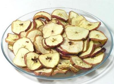 Como secar manzanas para hacer popurri