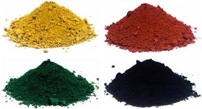 Pigmentos para hacer pintura casera