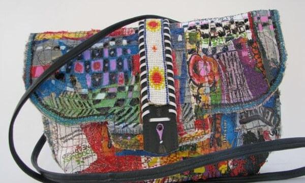 Ideas para reciclar bolsas plásticas