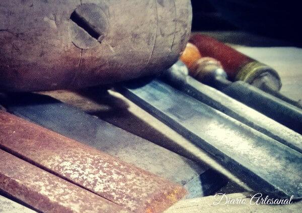 Quitar óxido de las herramientas