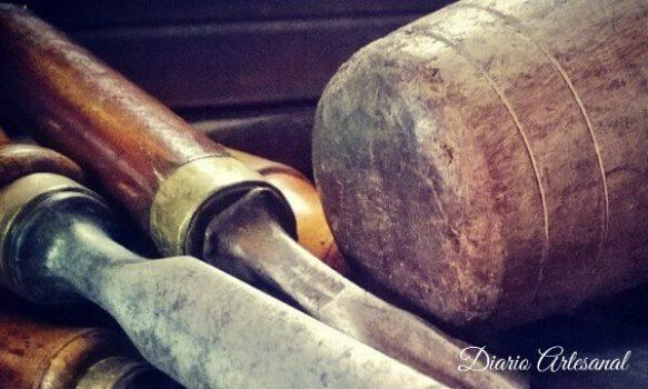 Quitar oxido de las herramientas