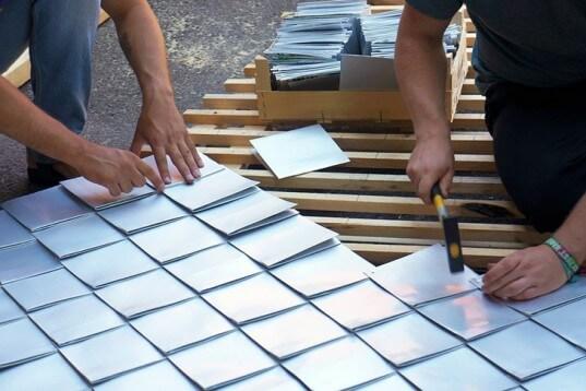 Ideas para reciclar cajas tetrapak 44