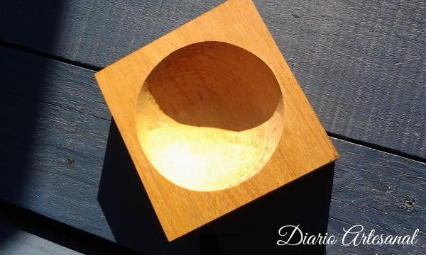 Taller tallado en madera para principiantes