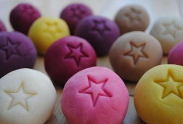 Masas para manualidades receta de plastilina para niños