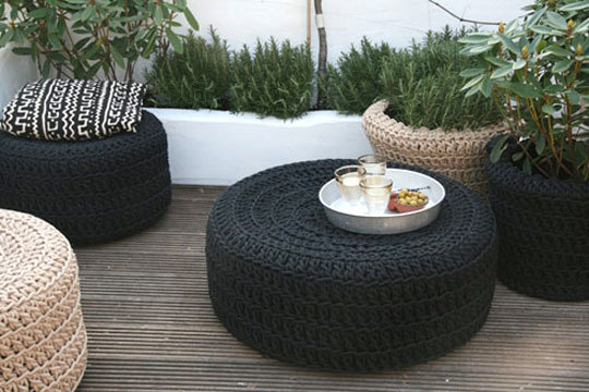 ideas para decorar con macramé 26