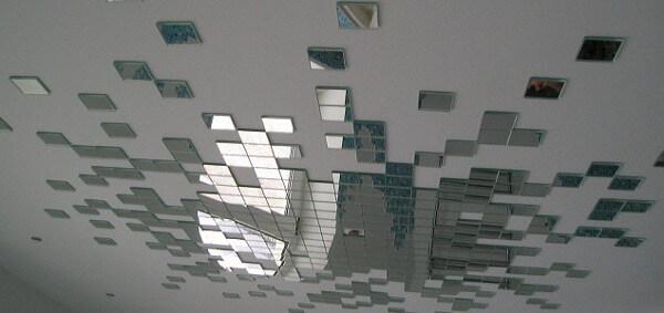 Ideas para decorar con espejos modelo gres