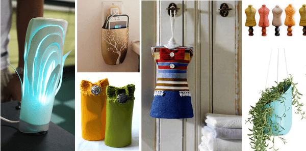 Reciclaje botellas de champú: 50 geniales ideas   diario artesanal