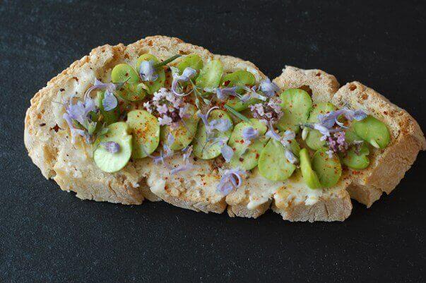 Flores de romero receta de cocina