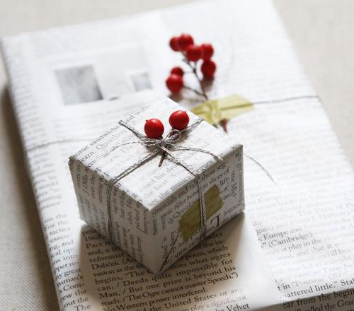 Reciclaje de papel ideas regalos