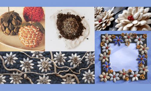 Manualidades con semillas