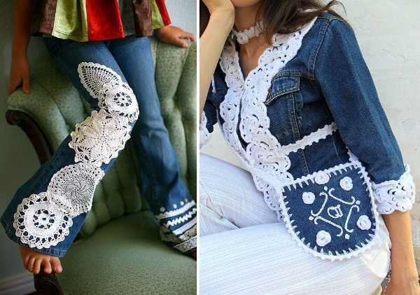 Ideas para rediseñar ropa vieja