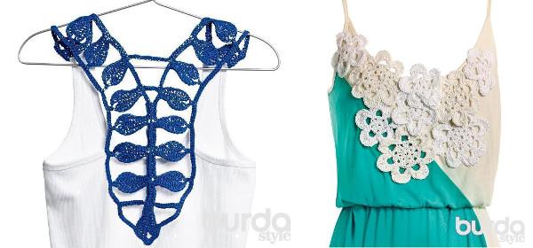 Reciclando ropa reforma de blusas y vestidos