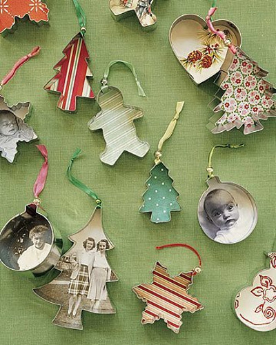 Adornos originales para decorar el arbol de navidad