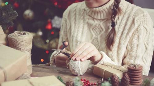 Regalos hechos a mano para navidad