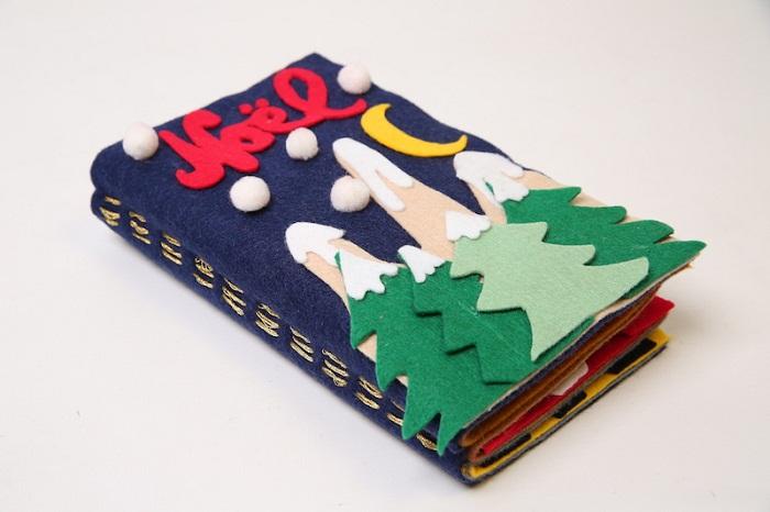 Libros para estimulacion temprana en fieltro