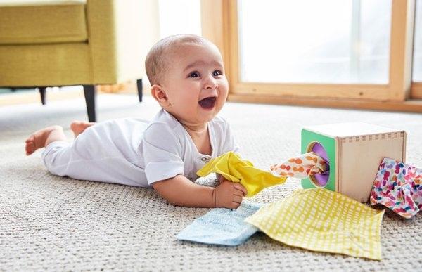 Que son las actividades de estimulacion temprana