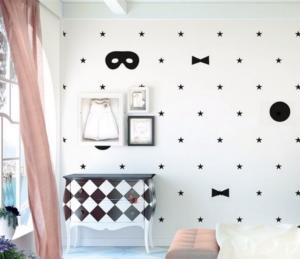 decoracion en las paredes