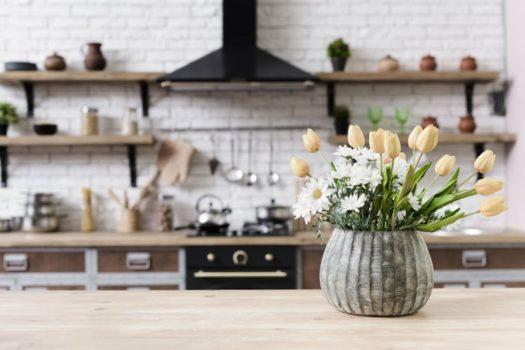 trucos para ahorrar espacio en cocinas pequeñas