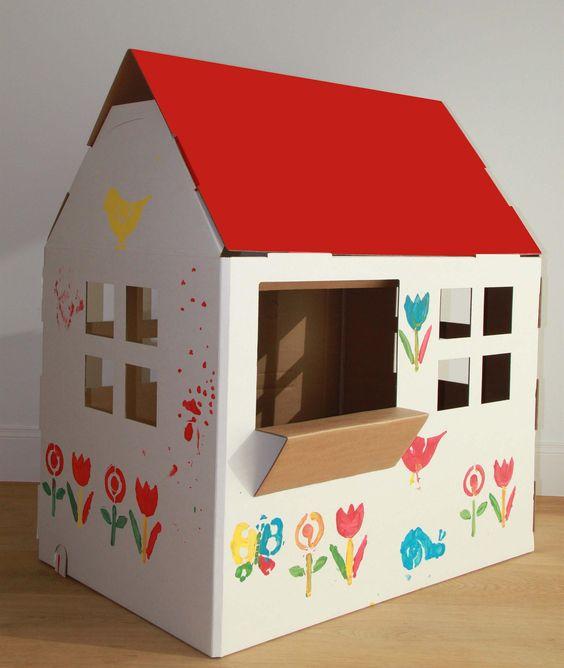 Ideas Para Hacer Una Casa En Marquetería Para Los Niños Diario Artesanal